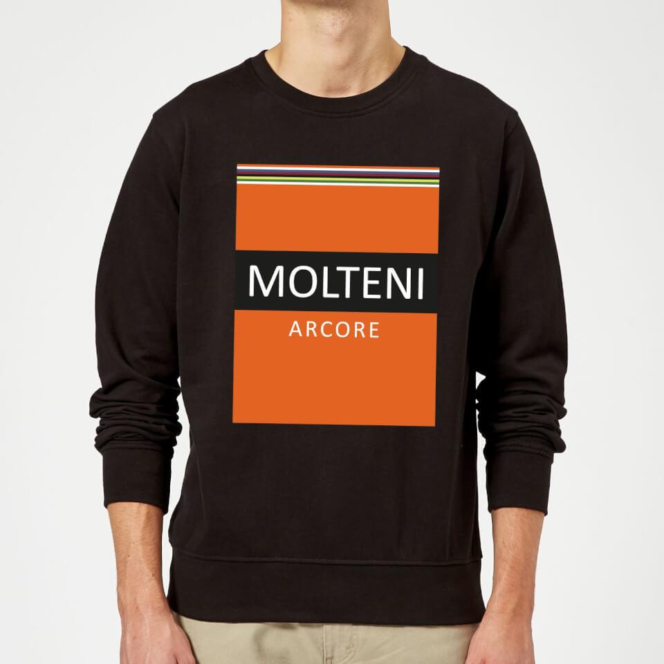 Summit Finish Molteni Sweatshirt - Black | Jerseys
