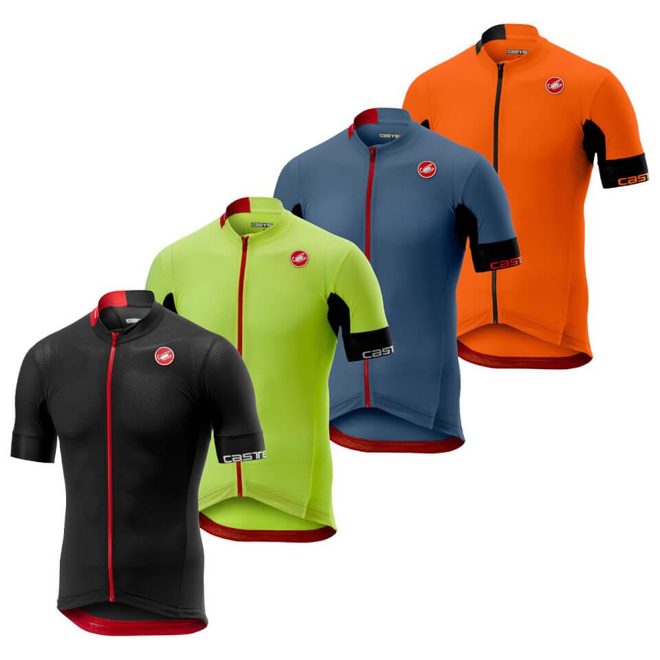Castelli Aero Race 4.1 Solid Jersey | Jerseys