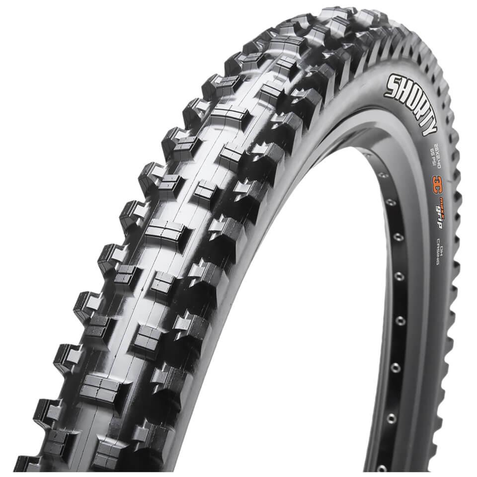 Maxxis Shorty Folding 3C TR Tyre | Dæk