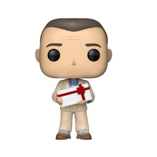 Forrest Gump With Chocolates Pop Vinyl Figure Pop In A