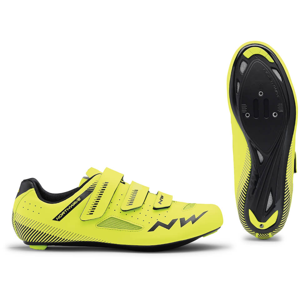 Northwave Core Sko Herrer, white | Shoes and overlays
