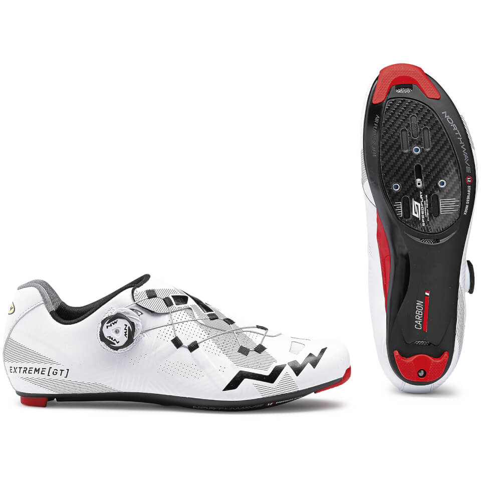 NorthWave Extreme Gt Hvid   Shoes and overlays