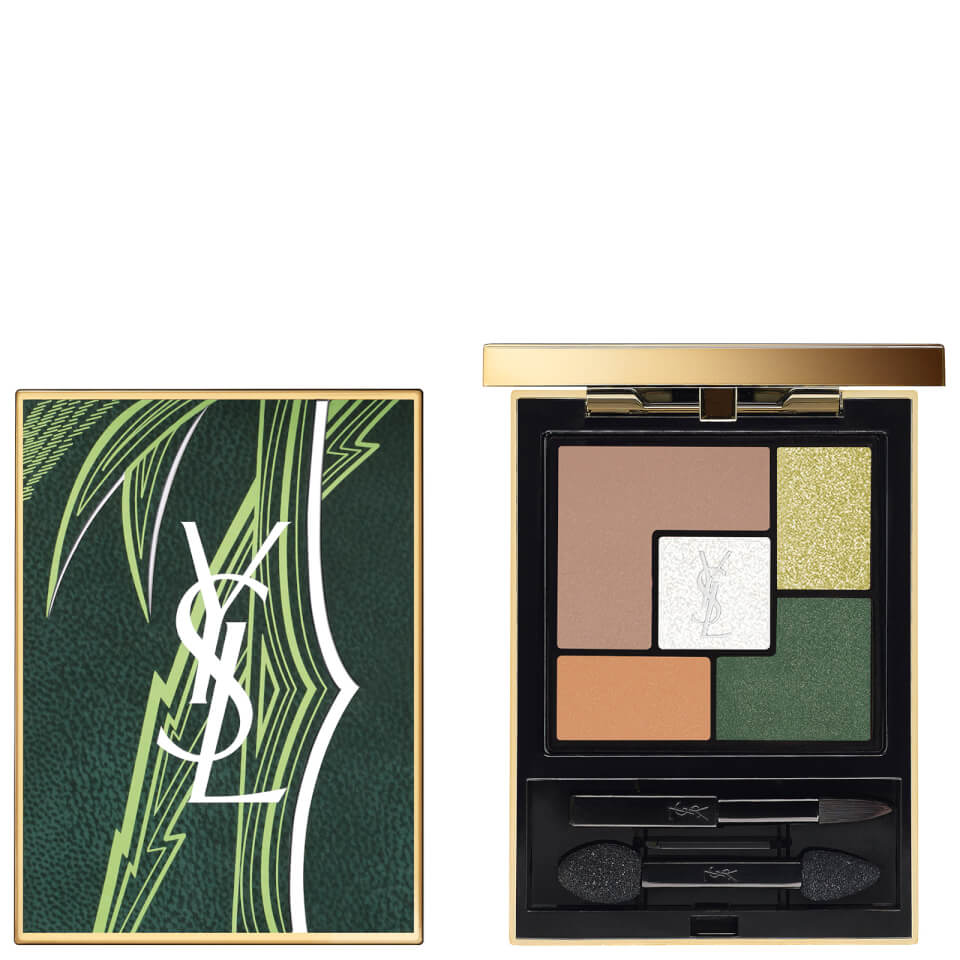 Yves Saint Laurent Couture Summer Collector Eye Palette 10g