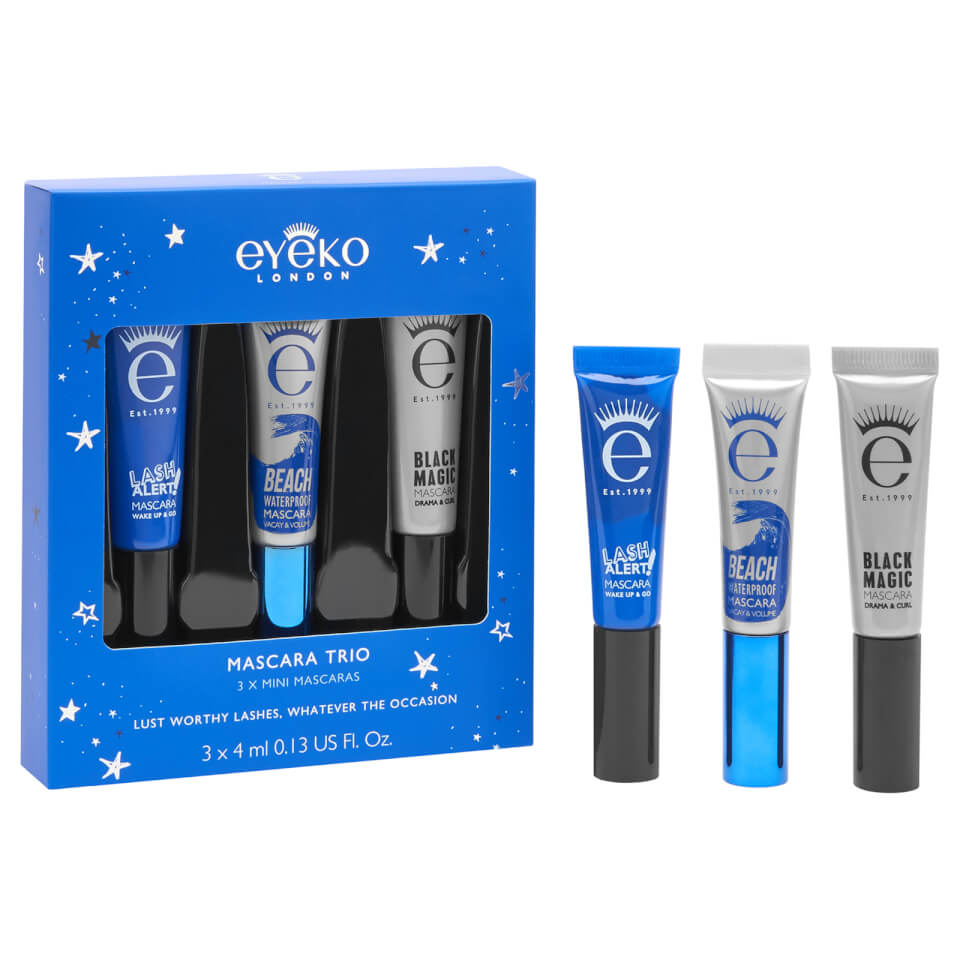 Eyeko Christmas Mascara Trio (Worth £30.00)
