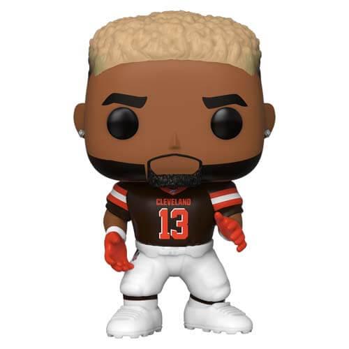 info for 2e846 38403 NFL Browns Odell Beckham Jr. Pop! Vinyl Figure