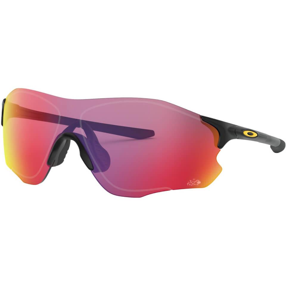 Oakley EVZero Path Tour De France 2019 Sunglasses - Matte Black/Prizm Road | Briller
