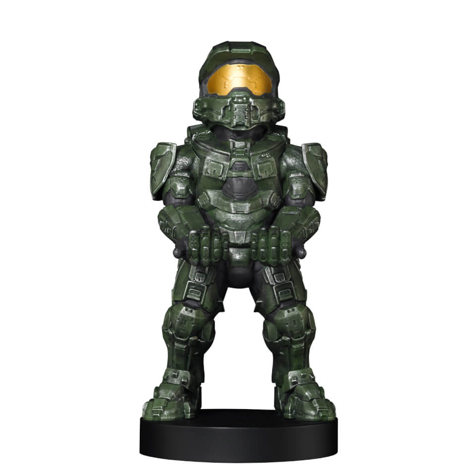 Halo Collectable Master Chief 8 Inch Cable Guy Controller