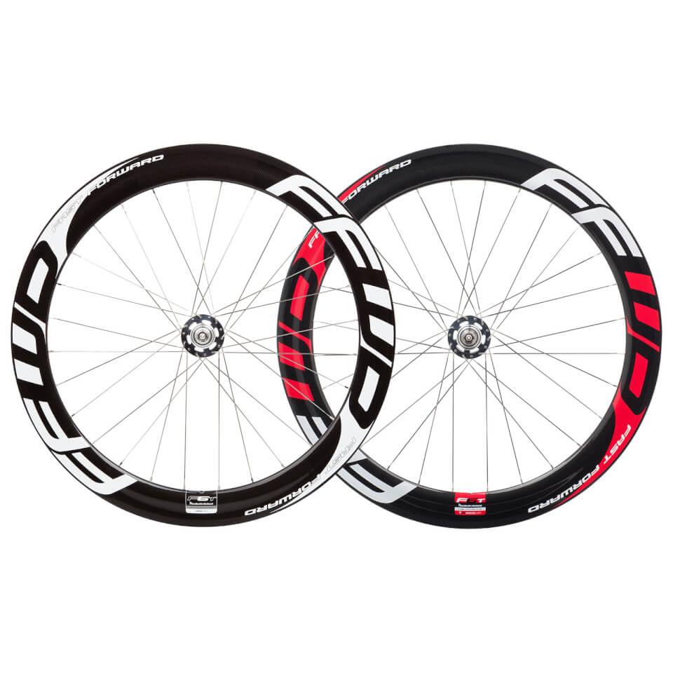 Fast Forward F6T Track Tubular Rear Wheel | Baghjul