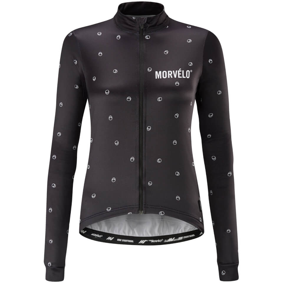 Morvelo Women's Cranium Thermoactive Long Sleeve Jersey | Trøjer