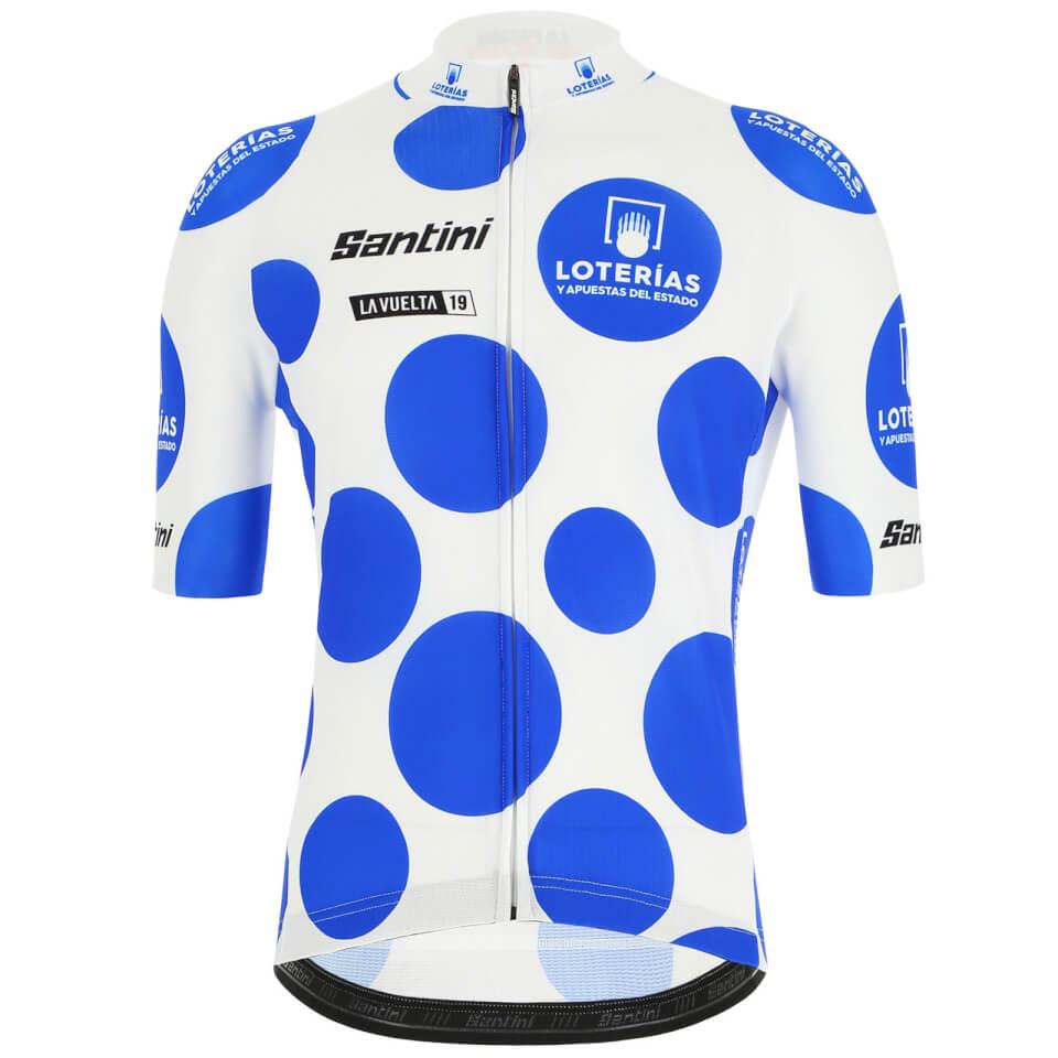 Santini La Vuelta 19 Kind Of The Mountains Jersey | Trøjer