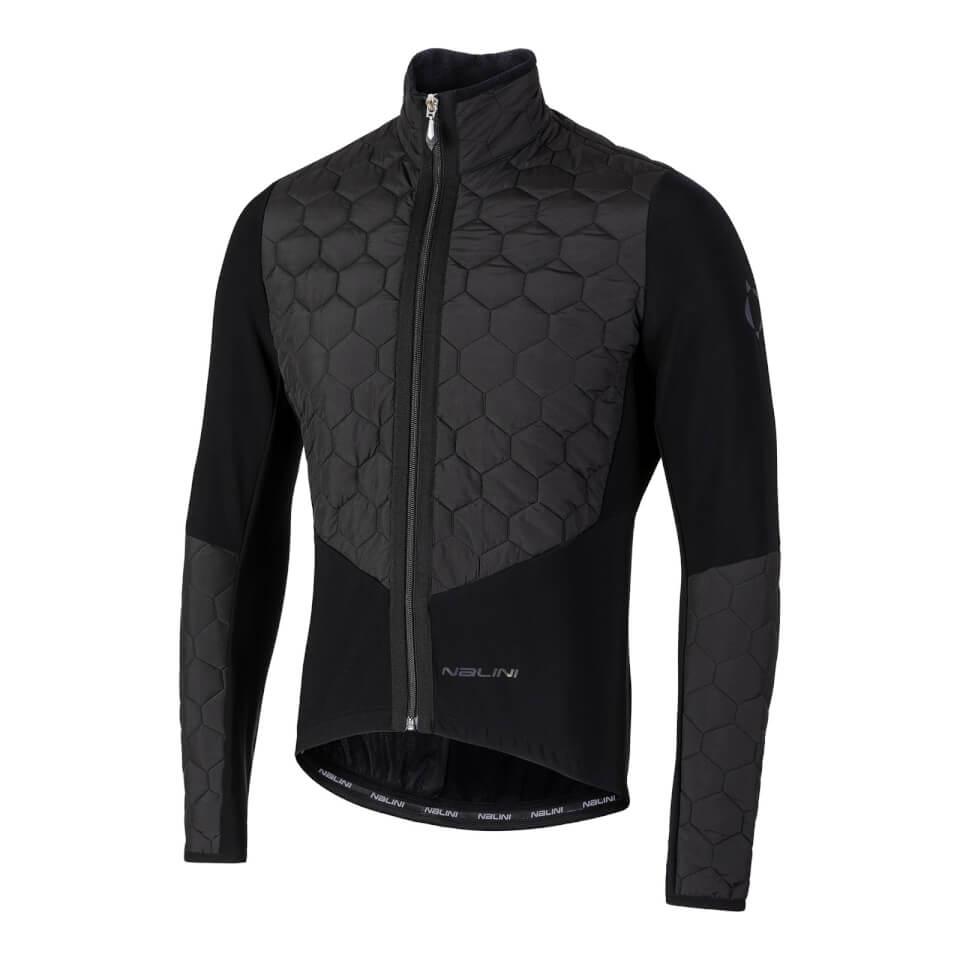 Nalini Star Warm Jacket - Black | Jackets