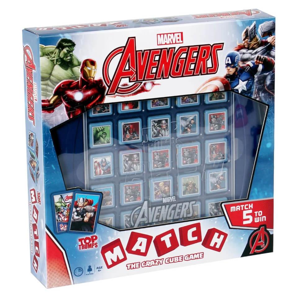 Top Trumps Marvel Avengers Assemble