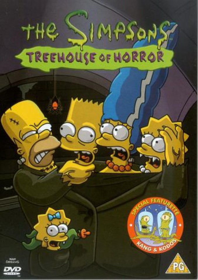 The Simpsons - Treehouse Of Terror