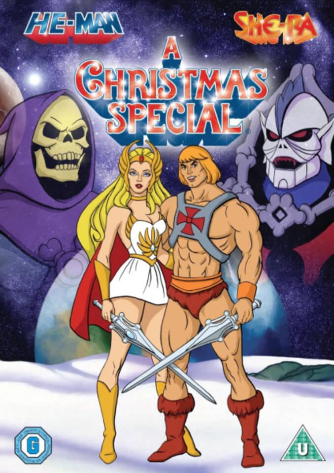 He Man And She Ra Christmas Special Dvd Zavvi