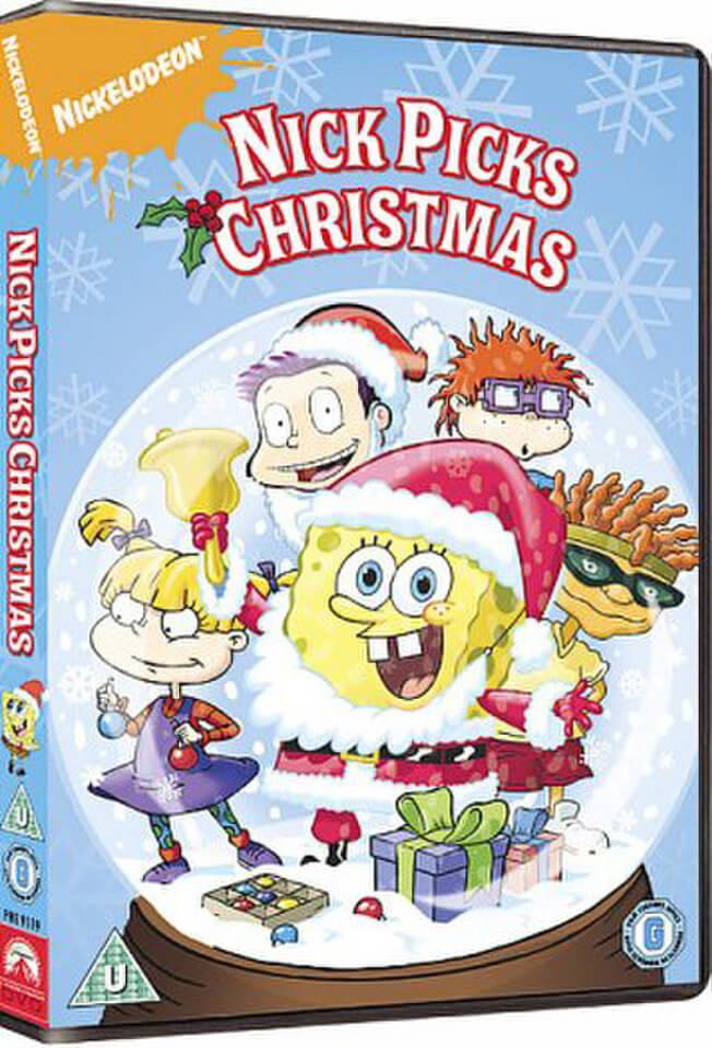 Nickelodeon Festive Tales DVD | Zavvi.com