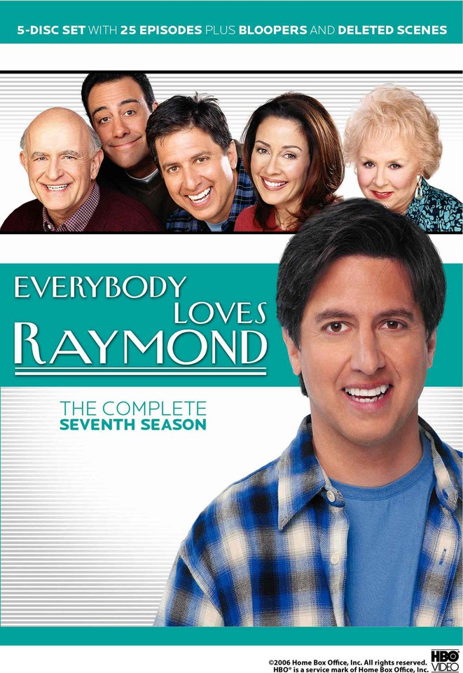 Everybody Loves Raymond - The Complete 7th Series