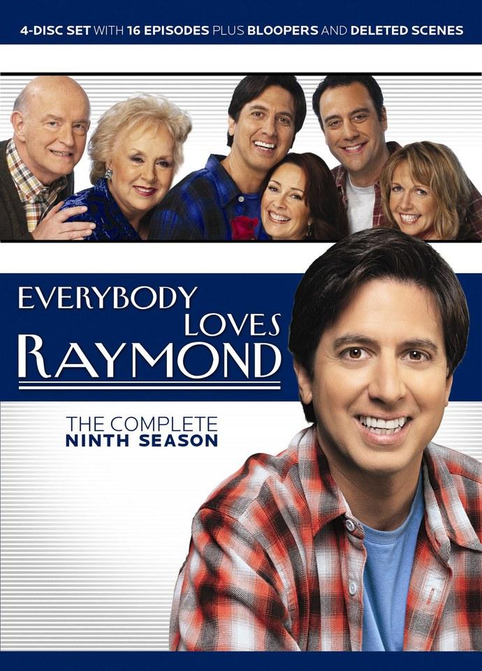 Everybody Loves Raymond Season 9 Dvd Zavvi