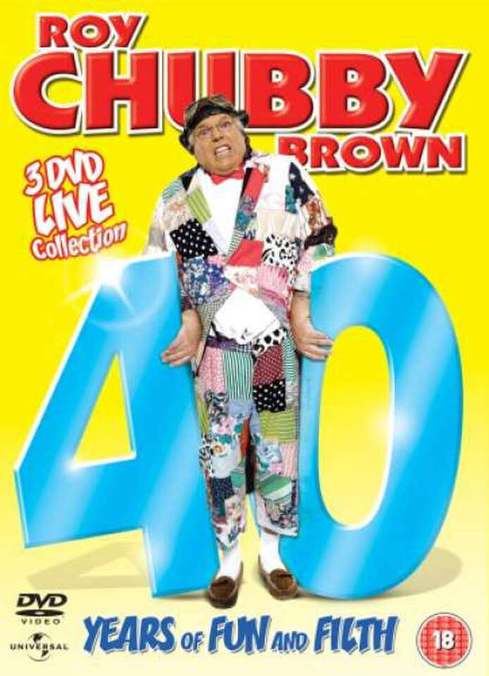 Join told Roy chubby brown live that interrupt