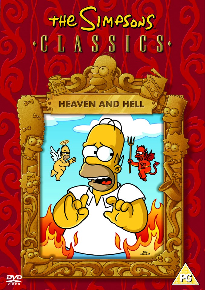 The Simpsons Classics - Heaven And HellThe Simpsons