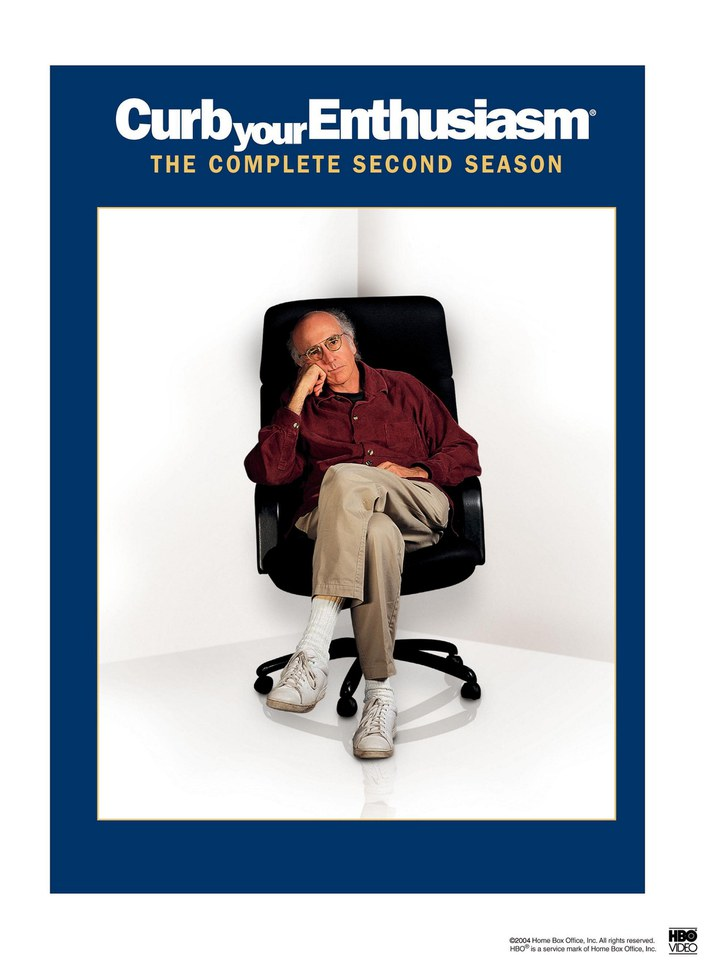 Curb Your Enthusiasm - Complete Season 2
