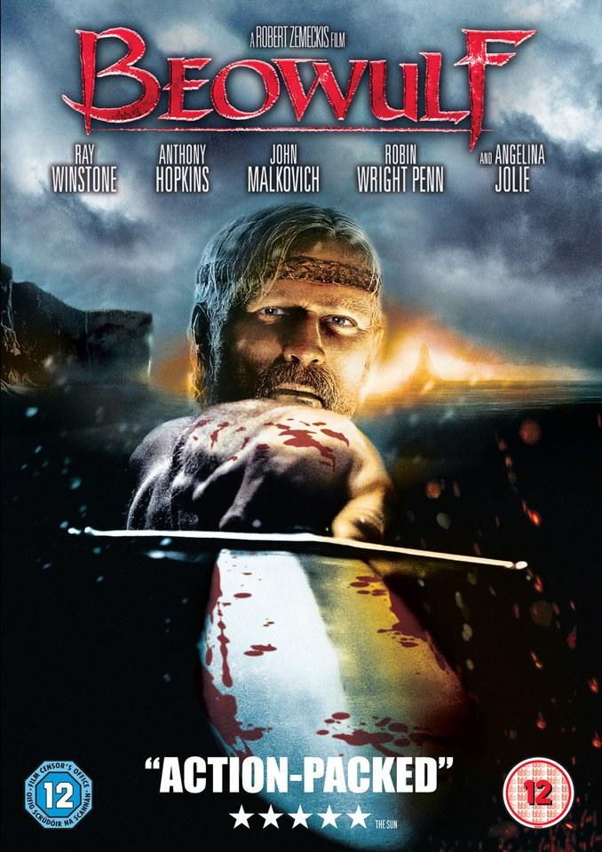 beowulf dvd zavvi