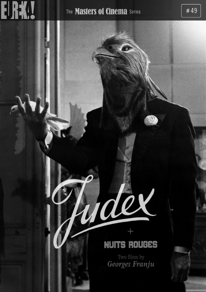 Masters Of Cinema - Judex/Nuits Rouges