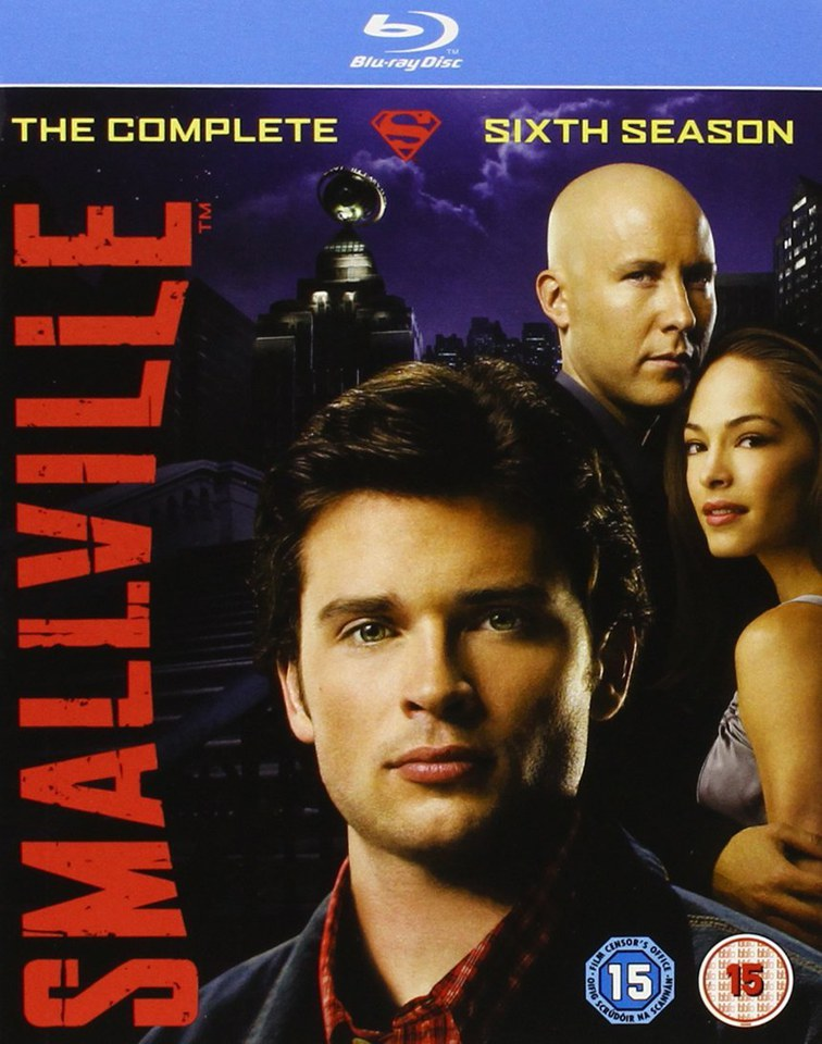 Smallville - Complete 6th Season
