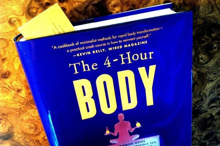 The 4-Hour Body: Which 20% You Should Read