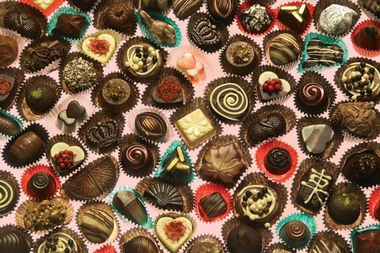 Confessions of a Chocoholic.