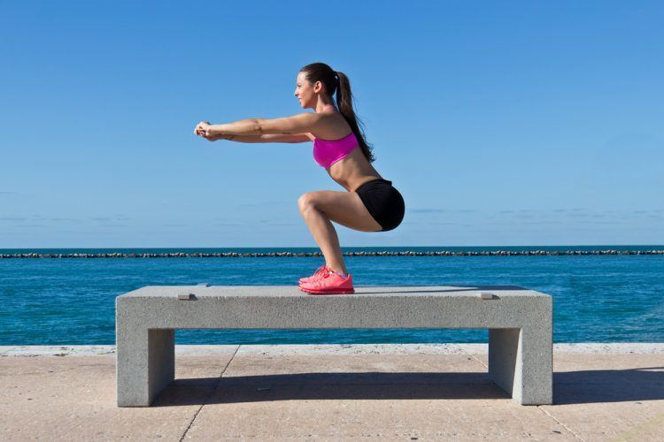 6 Body Weight Exercises for a Strong Lower Body