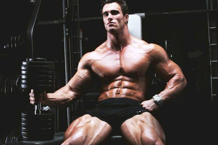 Calum Von Moger Workout