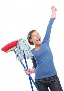 Guest author Steven Madison: Great Housework Workouts
