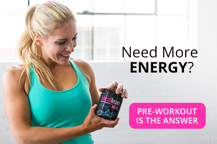 Need more energy pre workout
