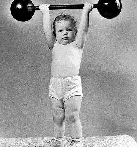 Can Strength Training Stunt a Child's Growth?