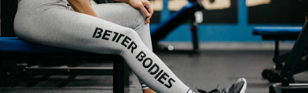Better Bodies -loppuunmyynti -40%!