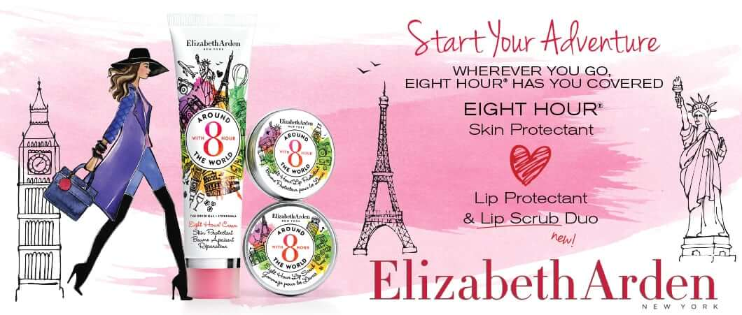 Elizabeth Arden Limited Edition Around The World
