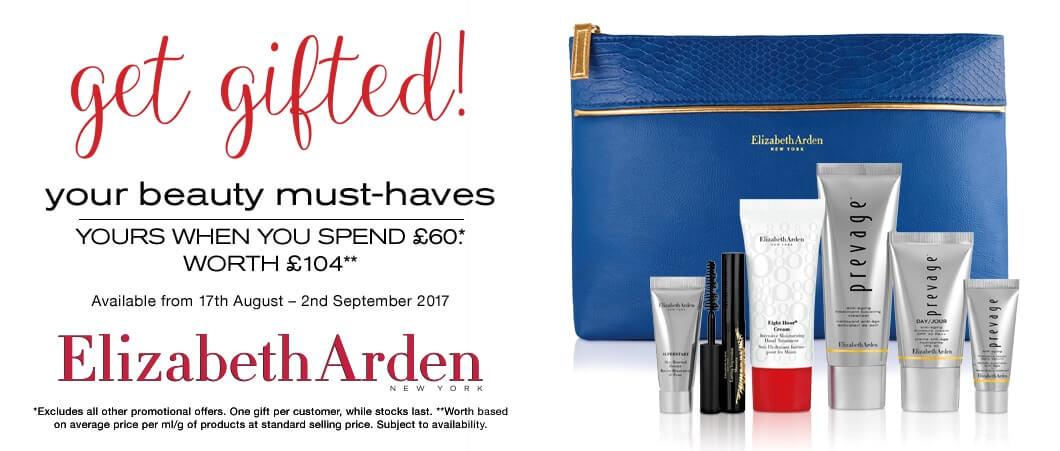 Elizabeth Arden Prevage Big Beauty GWP £60