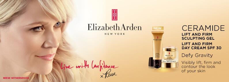 Elizabeth Arden Ceramide Lift and Firm Sculpting Gel 50ml