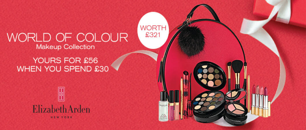 Shop our Holiday Blockbuster - available for £56 when you spend £321