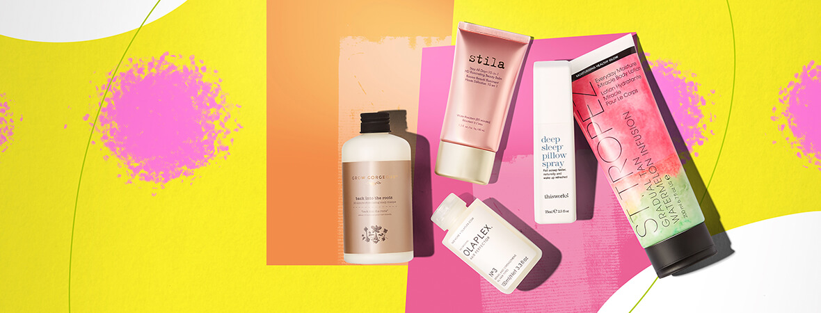Don't panic this bank holiday weekend, we've got all your beauty needs covered.