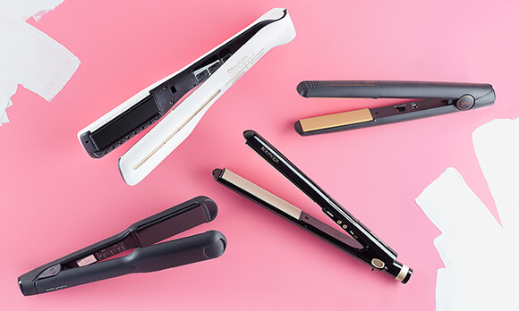 THE BEST HAIR STRAIGHTENERS