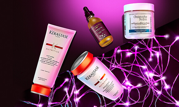 GIFT 'EM GOOD WITH THE BEST HAIR SETS
