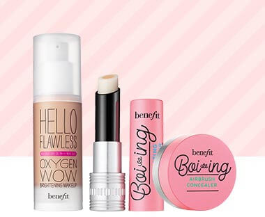 Benefit Foundation & Concealer