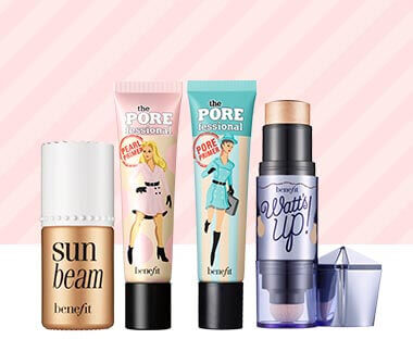 Benefit Primer & Highlighter
