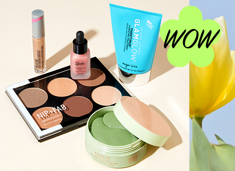 Your beauty stash needs some newness, so top up your collection with our edit of new beauty products.
