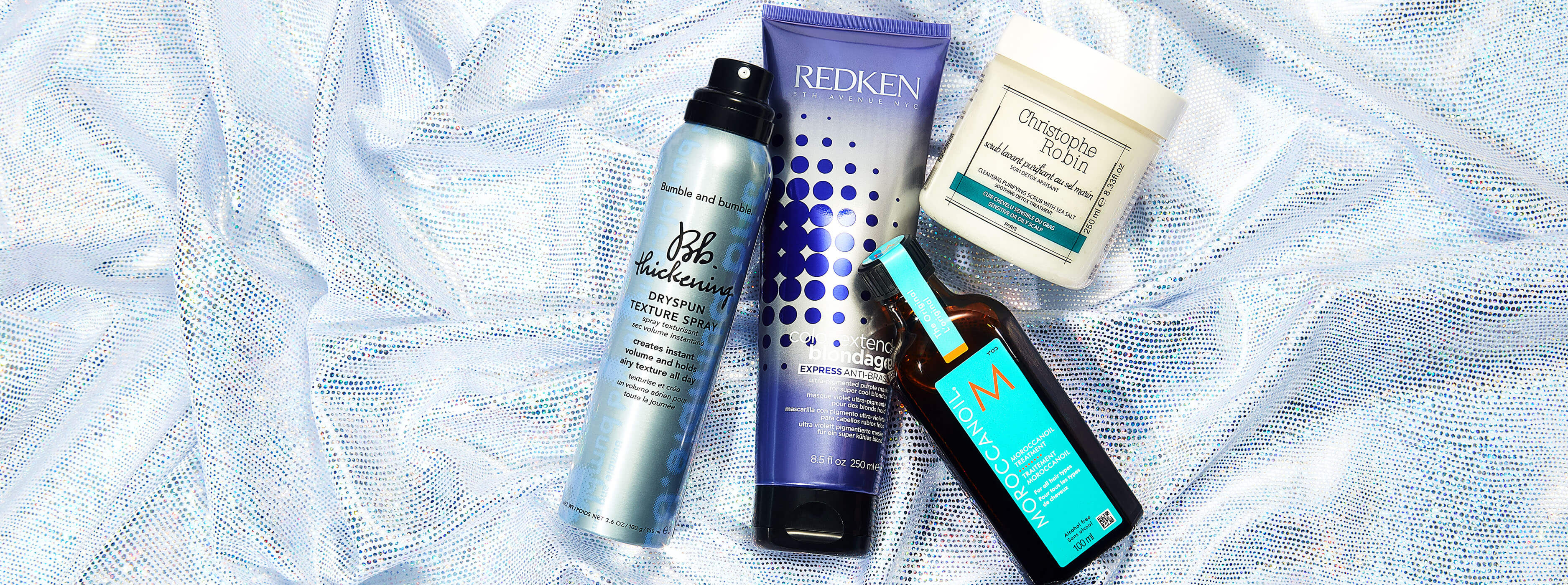 View all hair products