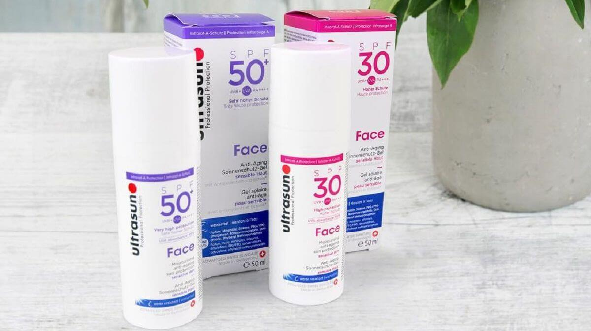 Protect and Nourish with the best Ultrasun products