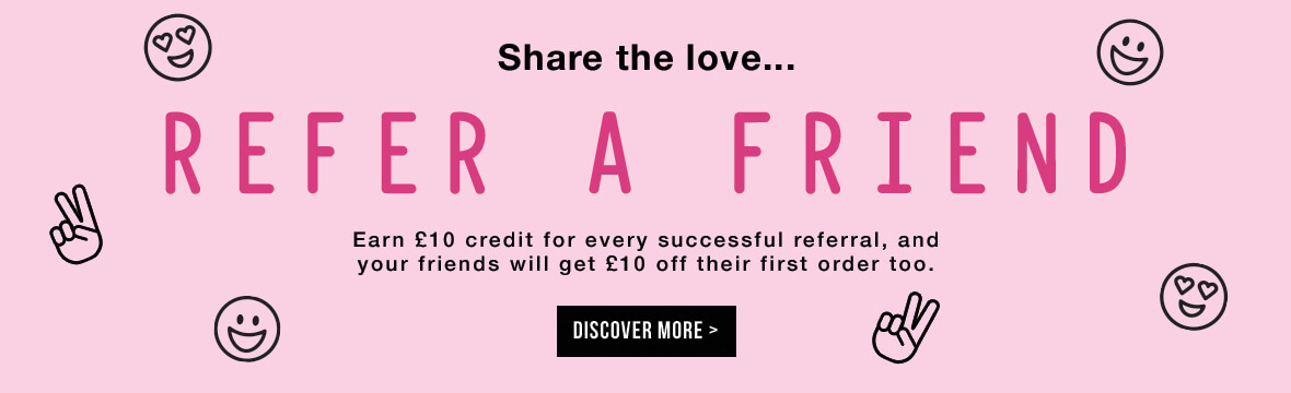Refer A Friend Scheme