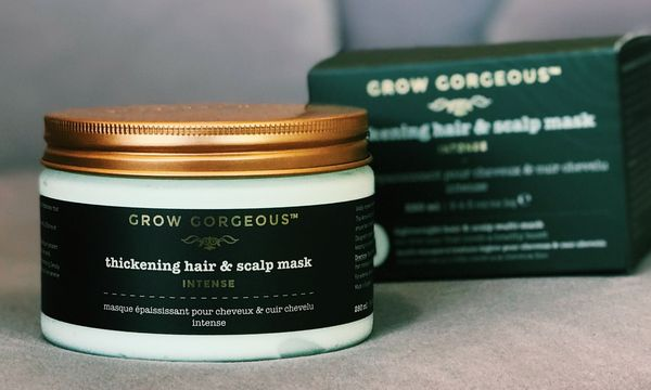HQ TESTS: NEW GROW GORGEOUS MASK