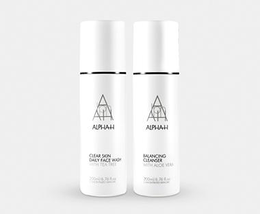 Alpha-H Clean Slate